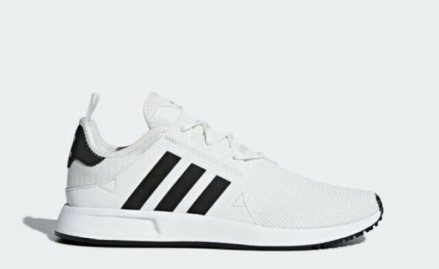 adidas Originals X_PLR White Black Men Running Shoes Sneakers Trainers CQ2406