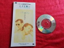 "WORKSHY I Say A Little Prayer Japanese 3"" mini CD single JAPAN PROMO RARE MINT"