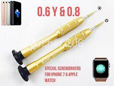 iPhone 7 Screwdriver Y 0.6mm 0.8 Repair tool apple watch Pentalobe opening tools