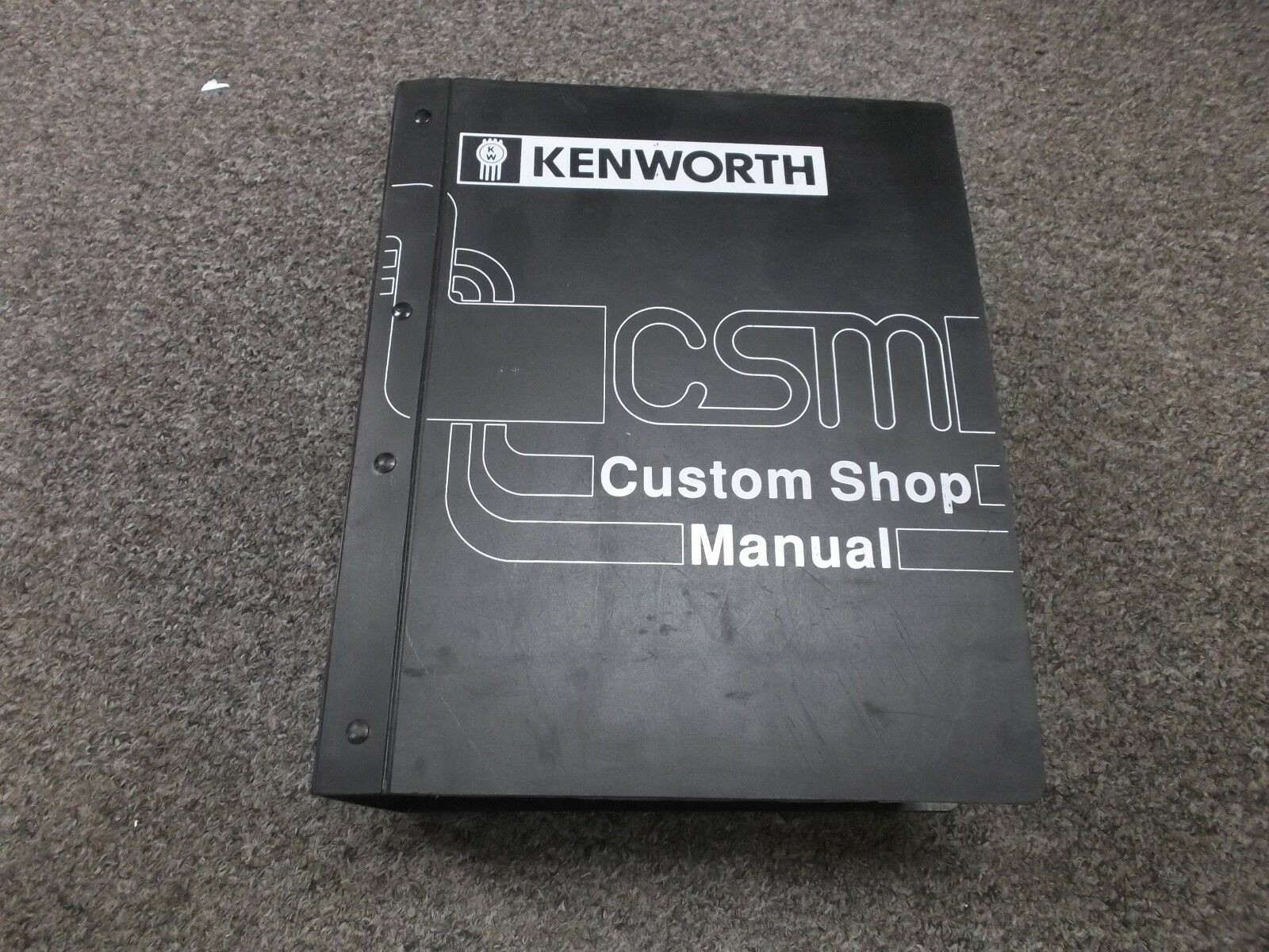 2000 2001 2002 2003 2004 2005 Kenworth T800 Semi Truck Service Repair Manual  | eBay