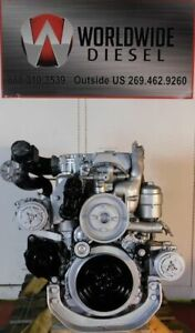 2002-Mercedes-OM-906-LA-Diesel-Engine-300HP-Approx-161K-Miles-All-Complete