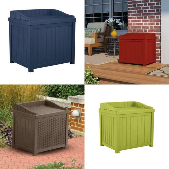 Keter Outdoor Patio Storage Bench Box