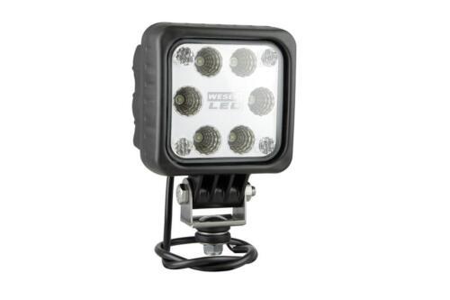 Arbeitsleuchte Zusatzscheinwerfer LED 1500lm 12//24V Maß 100x100mm