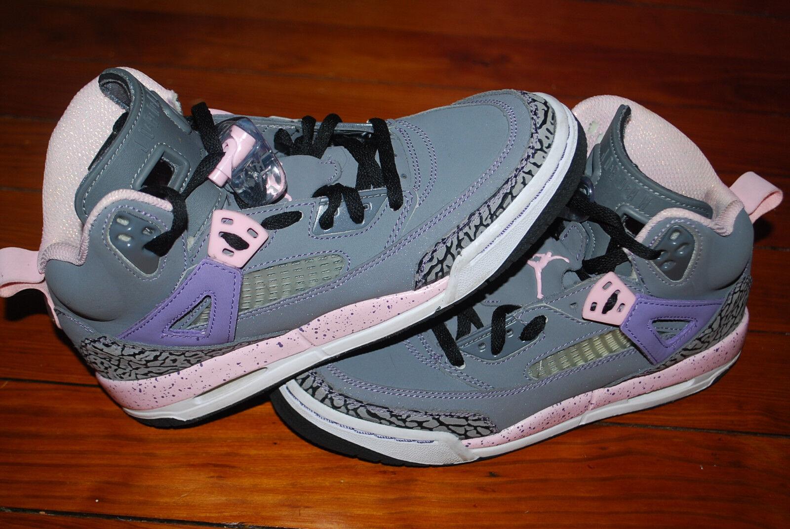 Air Jordan Spizike Liquid Pink Earth Purple Sneaker Price reduction 535712-028 Comfortable and good-looking