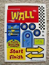 LEGO Spongebob Squarepants - New Sticker Sheet - Mrs. Puff's Boating School 4982