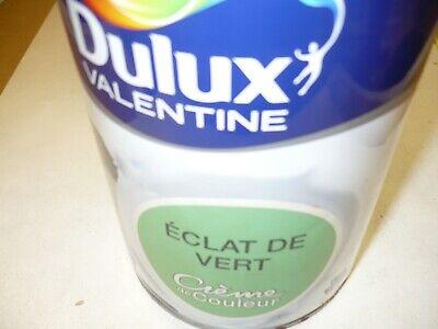 peinture dulux valentine  2 L monocouche ultra résist cuisine vin de péche