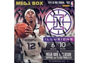 2019-20-PANINI-ILLUSIONS-NBA-BASKETBALL-MEGA-BOX-FACTORY-SEALED