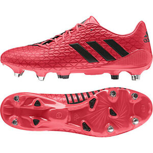 Image is loading Adidas-Predator-Malice-Soft-Ground-Rugby-Boots-Shock- 4d80f9cc9
