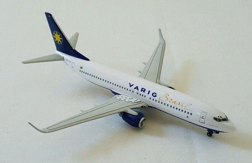 VARIG Brazil Brazil Brazil B737-841 Modell, Dragon Wings, 1 400 b4c553