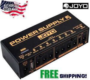 joyo jp 05 wireless rechargeable guitar effects pedal power supply 9 12 18v 6943206701330 ebay. Black Bedroom Furniture Sets. Home Design Ideas