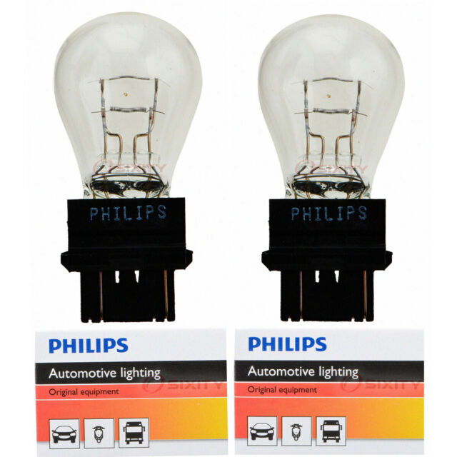 Philips Front Turn Signal Light Bulb For Buick Lesabre