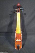 "Baroque style Pochette SONG brand violin 6 7/8"",loud sound #6043"