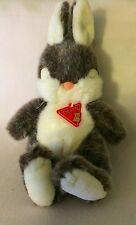 Vintage Dakin Slumber Bunny 1989 Sleeping Rabbit Plush Stuffed Animal w/Tag