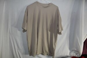 Sahara-Moisture-Wicking-Shirt-Desert-Sand-Small-Army-Military-USGI