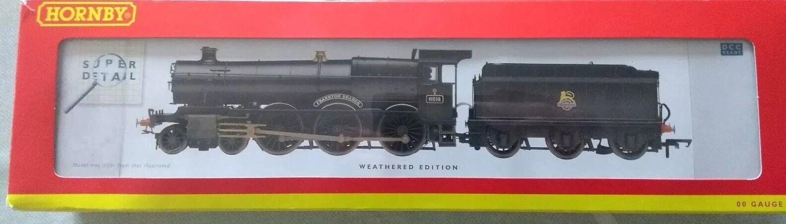 Hornby r3591 eisenbahn klasse 73  e6002 br grne oo -