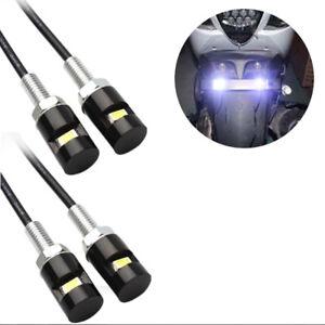 4pcs-white-led-smd-motorcycle-amp-car-license-plate-screw-bolt-Light-lamp-bulb