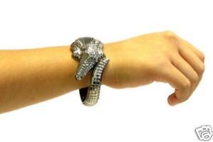Silver Alligator Bracelet New Must Have For Gator