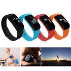 Bluetooth Smart Heart Rate Bracelet Watch Bluetooth Fitness Activity Tracker