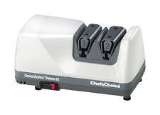 Chefs Choice Model 312 Diamond Home Sharpener, White
