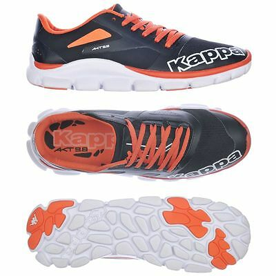 Kappa Sport Shoes Uomo Nere