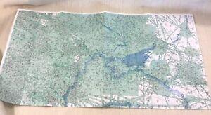 Raf Militare Mappa Il Balcani Ucraina Eastern Europe Volo Path il Grafico Strade