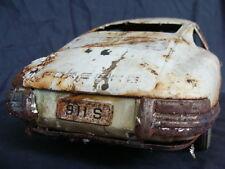 JAPAN PORSCHE 911 S VINTAGE TIN TOY 38 CM OLD