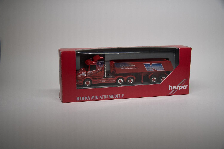 Herpa 148308 Scania Hauber Klaus Bau