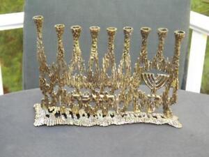 Wainberg-Chanukah-Menorah-Jewish-Festival-of-Lights-Judaica-Judaism-EXC