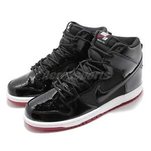 89bfb5aca1fc86 Nike SB Zoom Dunk High TR QS Rivals Pack BRED Men Skateboarding ...