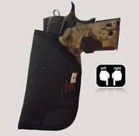 Iver Johnson Pony Pocket Holster Conceal Carry Ph-2 Soft Armor Waistband Iwb