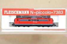 FLEISCHMANN 7383 N GAUGE DB CARGO CLASS BR 151 004-9 E-LOK LOCO MINT BOXED ni