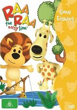 Raa Raa the Noisy Lion: Gone Fishing DVD NEW