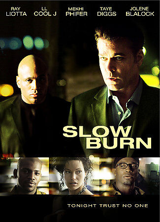 Slow Burn (DVD, 2007)