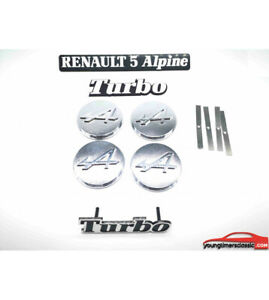 Kit-Monogramme-complet-R5-ALPINE-TURBO-LOGO
