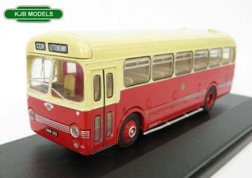 BNIB OO GAUGE OXFORD 1:76 76SB004 Saro Bus County Donegal Railways Bus