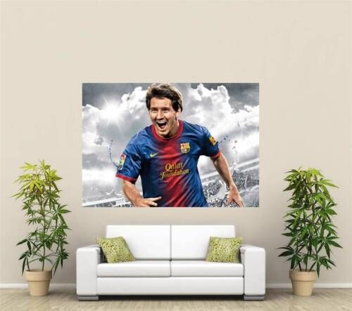 Lionel Messi Giant 1 Piece  Wall Art Poster SP224