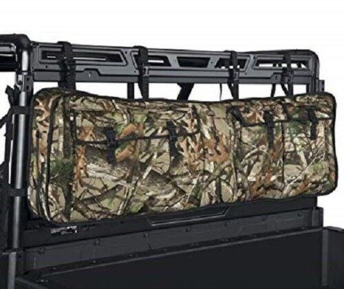 "Classic UTV Double Gun Carrier Bag 52/"" ATV Quad Gear Rifle Hunting Case CAMO"