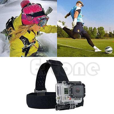 New Adjustable Elastic TMC Camera Head Strap Mount Belt