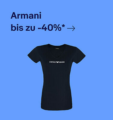 Armani bis zu -40%*