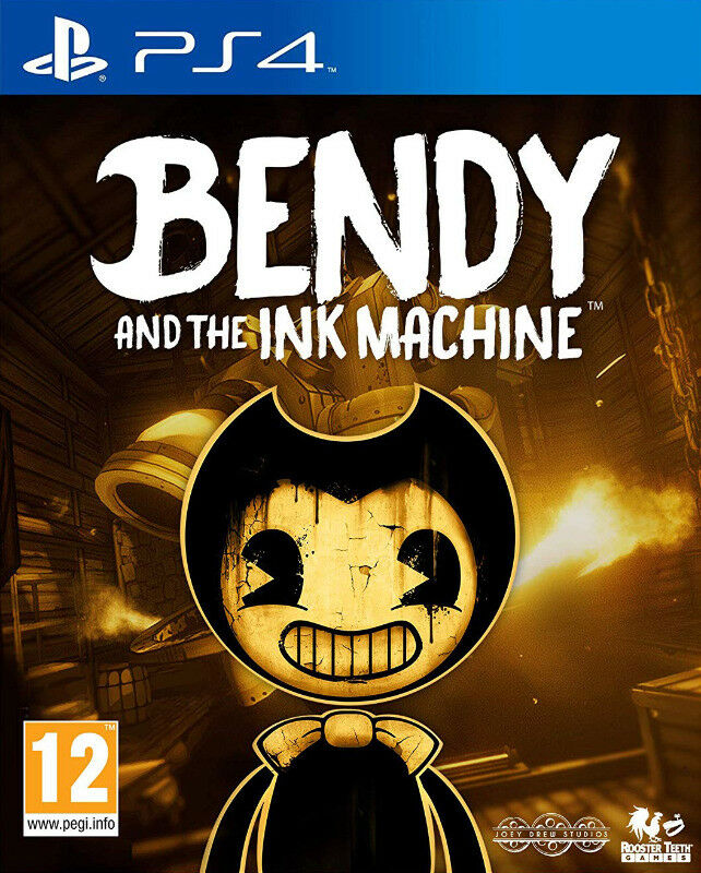 PS4 Bendy and the Ink Machine (new)