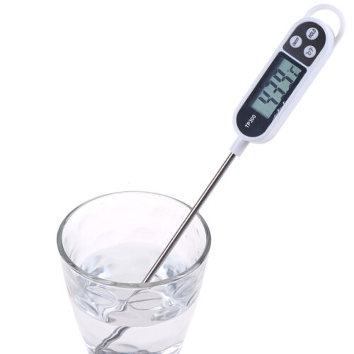 Digital Kitchen Thermometer For Meat Water Milk Cooking Food Probe BBQ Tools