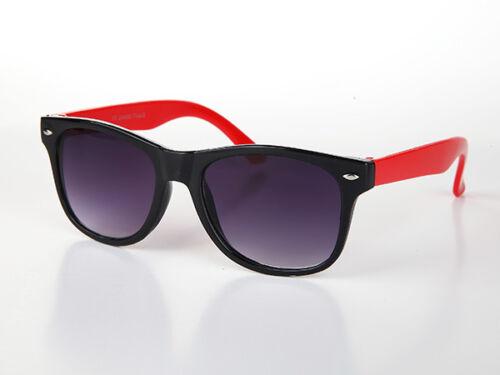 Bambini Occhiali da Sole VIPER Children/'s Sunglasses k-91 ROSSO