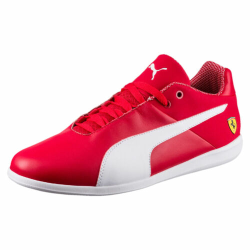 Sf Rouge Corsa Pour Puma Décontractées Avenir Chat Hommes Chaussures Neuf Blanc tHwfZq