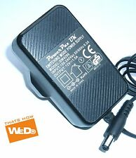 POWER PAX AC ADAPTER SW4299 12V 1.5A UK PLUG