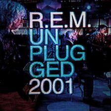 R.E.M. - MTV UNPLUGGED 2001 2 VINYL LP NEU