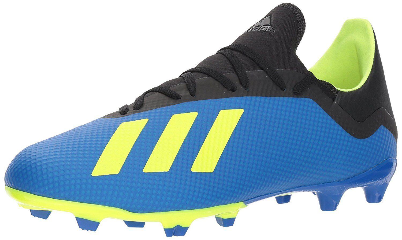 adidas blau x - fg mens blau adidas / gelb / schwarz da9335 boden stollen 23d0dc