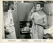 CARY GRANT TONY CURTIS OPERATION PETTICOAT 1959 VINTAGE PHOTO ORIGINAL #1