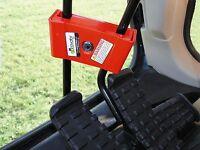 Excavator Lock For All Bobcat Case Caterpillar John Deere Large & Mini Excavator