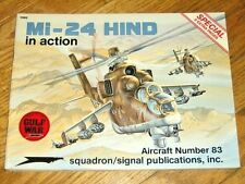 MI-24 HIND IN ACTION - Squadron/Signal Publications