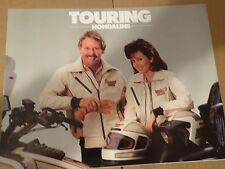 1986 Hondaline TOURING Accessories Brochure - Honda Motorcycle - Literature